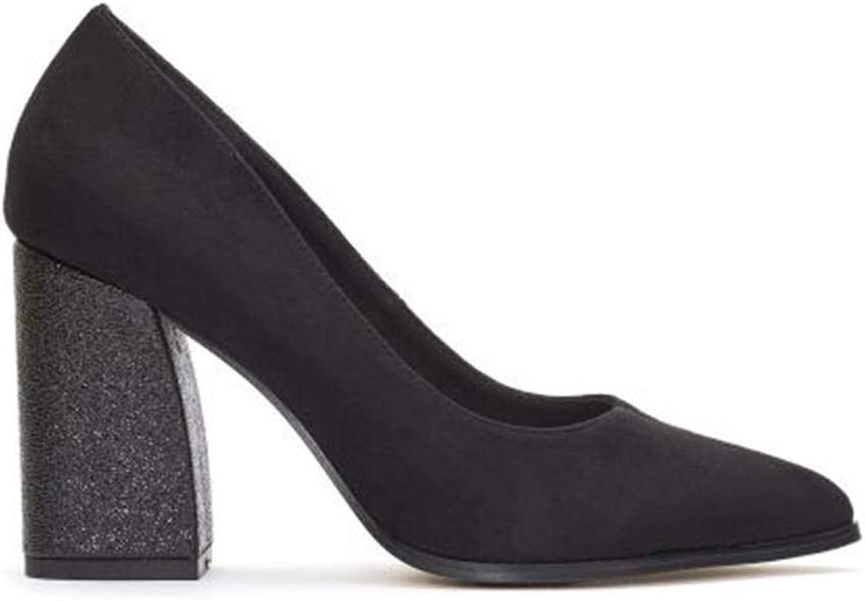 Menbur LANDRIS 009681 Decolleté shoes with Heel Woman Black