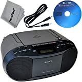 Sony CD Player Portable Boombox ...