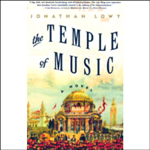 The Temple of Music audiobook cover art