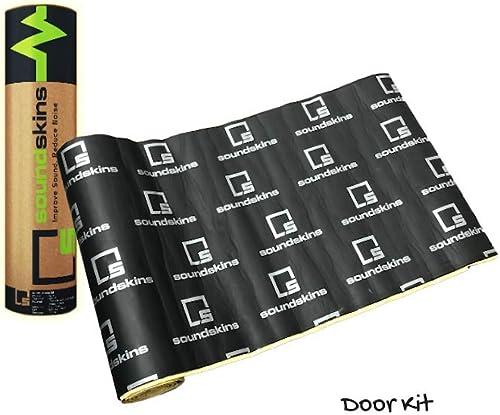 2021 SoundSkins Pro Door Kit lowest - SSPRO-1   popular Single Roll - Coverage 11 Sq Ft online sale