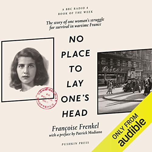 No Place to Lay One's Head audiobook cover art