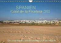 Conil de la Frontera - Ein traumhaftes andalusisches Dorf am Atlantik (Wandkalender 2022 DIN A4 quer): Einblicke in ein bezauberndes Dorf im Herzen von Andalusien (Monatskalender, 14 Seiten )