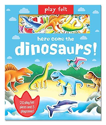 Play Felt: Dinosaurs (Soft Felt Play Books)