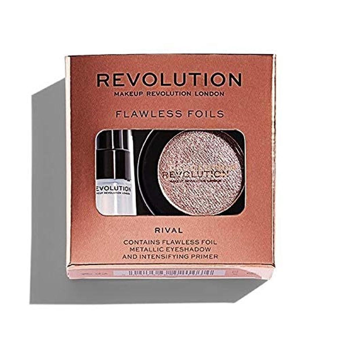 ショットロッジセットする[Revolution ] ライバル革命完璧な箔 - Revolution Flawless Foils Rival [並行輸入品]