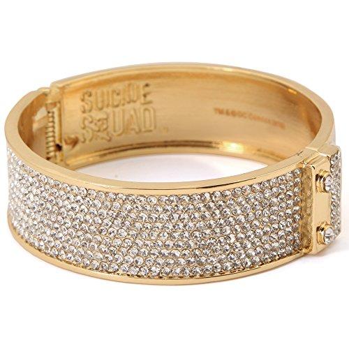 51M5MVO85BL Harley Quinn Bracelets