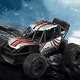 Poooc 1/20 Fernbedienung Auto, Allradantrieb RC LKW 2.4GHz Wireless Electric Racing...