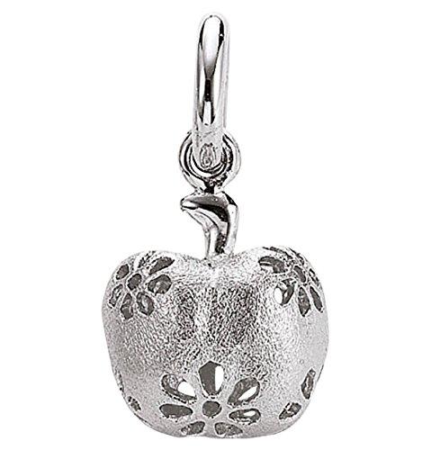 Blossom Copenhagen Charm Motiv: Apfel Farbe: Silber Material: Sterling Silver Anhänger für Kette.