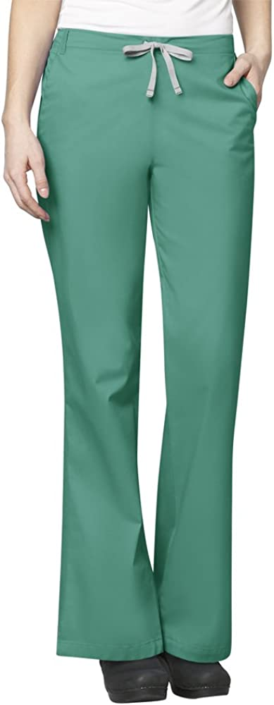 WonderWink Women's Don't miss the campaign Flare Pant Limited price sale Leg