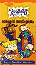 Rugrats - Decade in Diapers Vol. 2 VHS