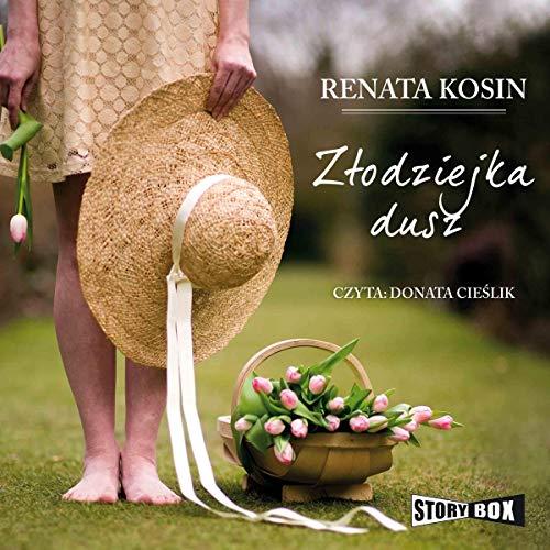 Złodziejka dusz audiobook cover art