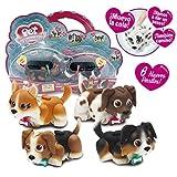 Pet Parade - Cachorros de juguete, modelos aleatorios (Giochi Preziosi PTD01111)