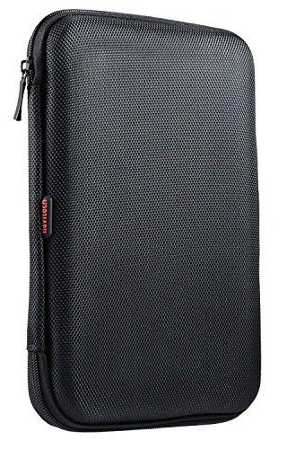 Navitech schwarz harte Schutzhülle für das Artizlee ATL-31 FHD (1020 x 1200) 4G LTE Touchscreen Tablet