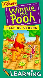 Winnie The Pooh: Helping Others VHS