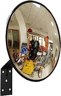 Convexo espejo tráfico, irrompible, de diámetro 30 cm,