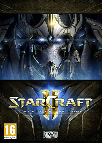 Starcraft 2 Legacy of The Void / 18 PC CD nv Prix