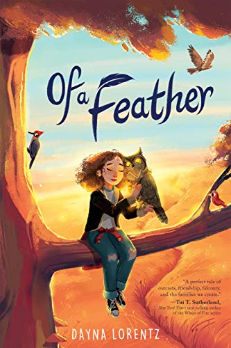 Of a Feather by [Dayna Lorentz]