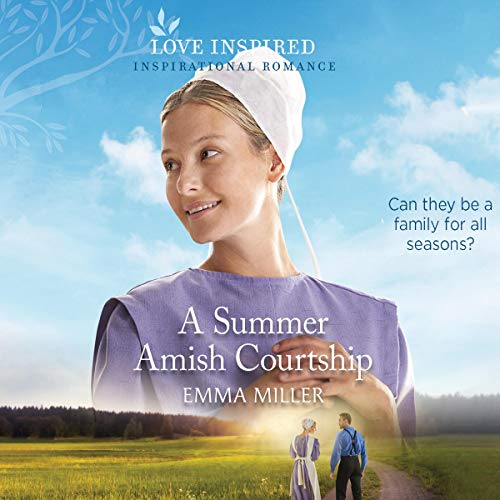 A Summer Amish Courtship cover art