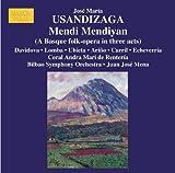 Mendi Mendiyan (High in the Mountains): Act I Scene 10: Begira, ementxen dezu Andrea (Kaiku, Andrea, Gaizto)