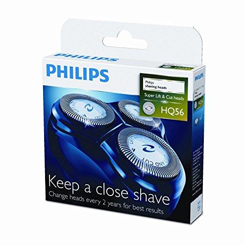 Philips Herrenrasierer Scherköpfe HQ56 6675 6695 6920 6970 6990 6996