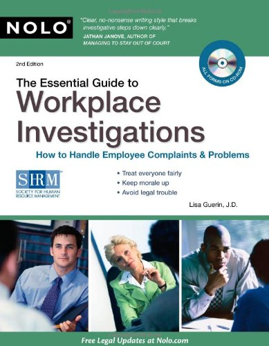 The Essential Guide to Workplace Investigations: How to...