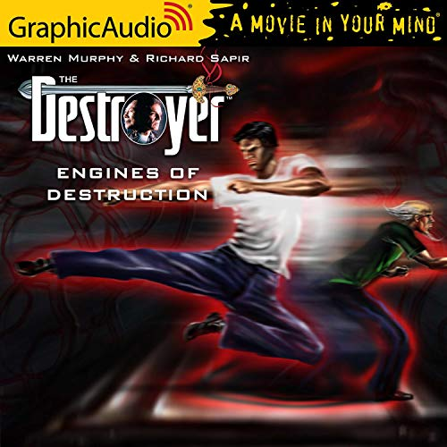 Engines of Destruction cover art