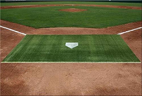 5' Feet x 10' Synthetic Softball Baltimore Mall Turf Cage Baseball Max 74% OFF Batting
