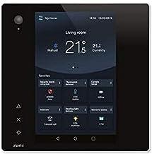 Zipato ZT2.GBS.ZWEU.ULE Zipatile 2 Home Control System, Black
