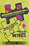INSTAGRAM SECRETS (Vol 6 ): HOW to use Instagram METRICS. Become an influencer and build a business with no money. Short social media marketing book (English Edition)