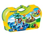 Playmobil 6792 1, 2, 3 Zoo Y Acuario Maletin