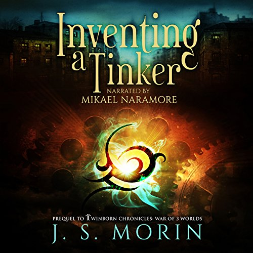 Inventing a Tinker audiobook cover art