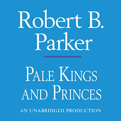 Pale Kings and Princes audiobook cover art