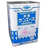 日本ペイント 水性ケンエース白 16kg