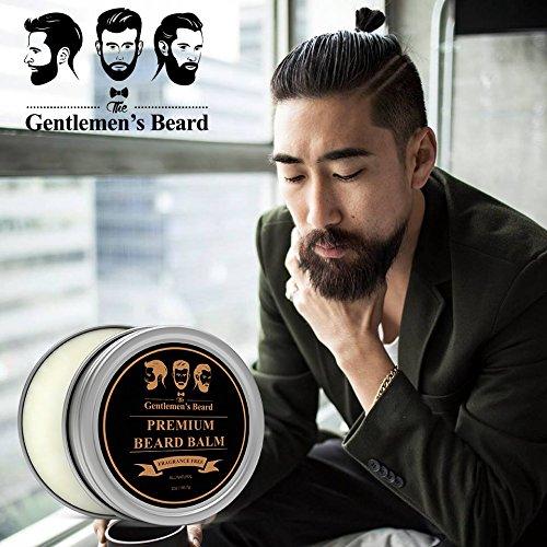 The Gentlemen's Beard Premium Beard Balm – 2 oz