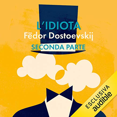 L'idiota 2 audiobook cover art