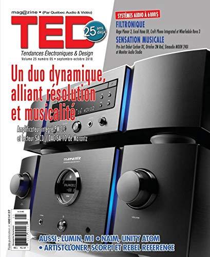 Magazine TED par QA&V