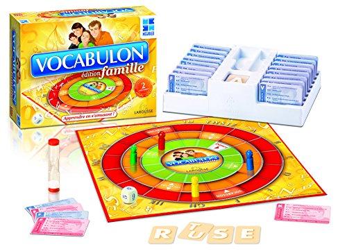 Preisvergleich Produktbild Vocabulon famille deuxième édition jeu de mots... jeu de malins / (Hors Collection)
