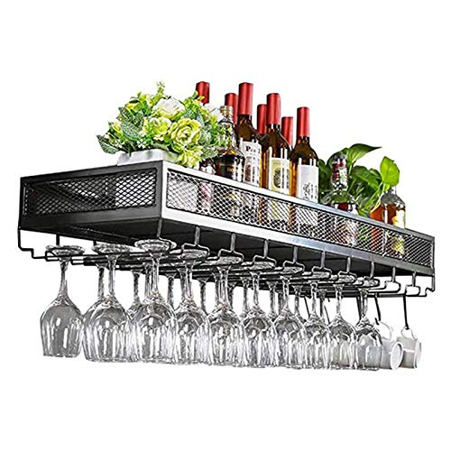 LJXX Portavasos De Vino Invertido, Portavasos Simple De Estilo Europeo Creativo, Reforzado por Alta Temperatura, Muy Fuerte Y Duradero, Puede Contener Todo Tipo De Botellas De Vino Y Vasos