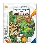 Ravensburger - Livre interactif tiptoi - Le grand imagier des animaux - Jeux électroniques éducatifs sans écran et en français - A partir de 4 ans - 00648
