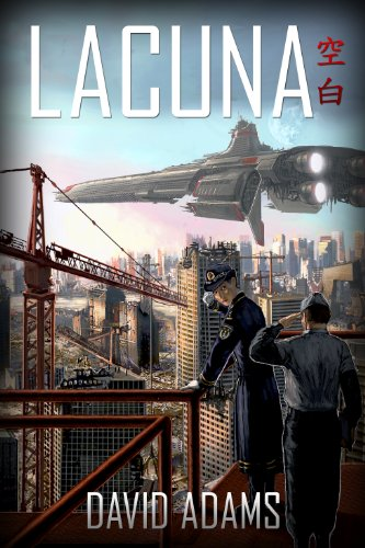 Book: Lacuna - Demons of the Void by David Adams