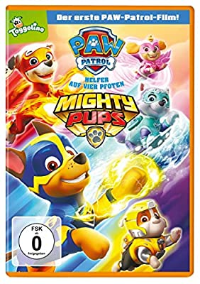 Paw Patrol: Mighty Pups [Alemania] [DVD] por Universal Pictures