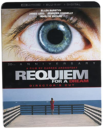 REQUIEM FOR A DREAM(4K)UHD BD DGTL [Blu-ray]