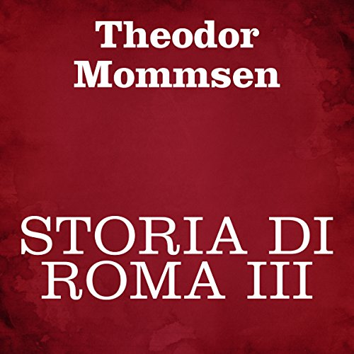 Storia di Roma 3 copertina