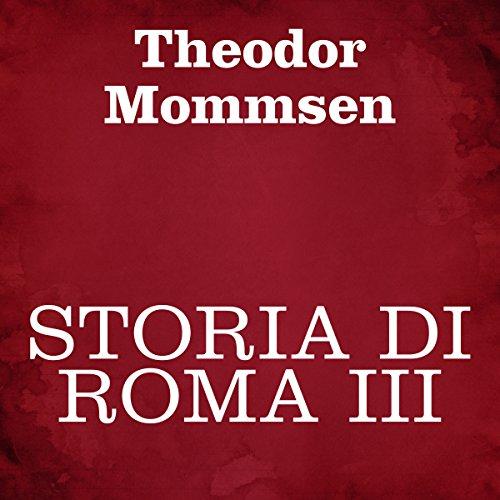 Storia di Roma 3 audiobook cover art