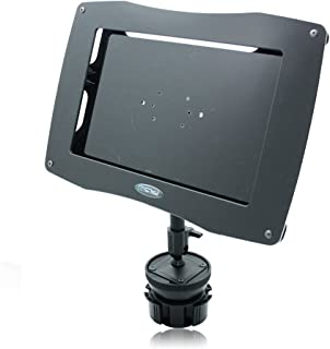 Padholdr Fit Large Series Tablet Holder Cup Holder Mount with 9-Inch Arm (PHFLCUP9)