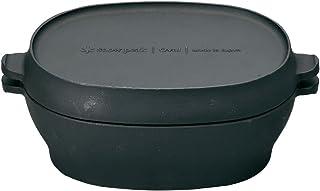 Snow Peak Micro Oval Cast Iron CS-503