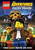 Lego: The Adventures Of Clutch Powers [Edizione: Regno Unito] [Reino Unido] [DVD]