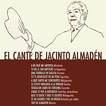 El Cante de Jacinto Almadén