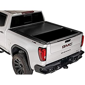 Gatortrax Retractable (fits) 2007-2019 Toyota Tundra 5.5 w/Rail System Foot Bed Only Gloss Truck Bed Tonneau Cover (G10841) Made in The USA