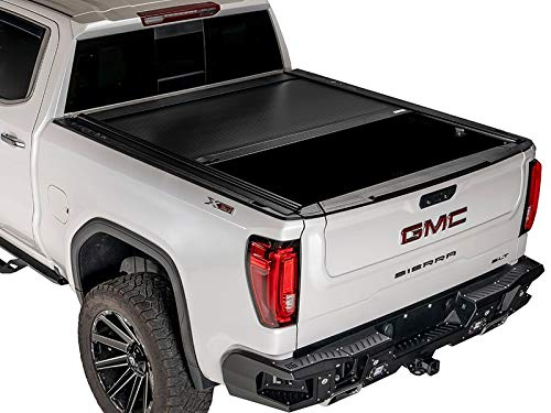 GatorTrax Retractable Tonneau Truck Bed Cover 2015-2018 Ford F150 6.5 FT. Bed Matte