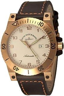 Zeno - Watch Reloj Mujer - Muscles Automática Retro Grey - 8095-RBK-f3